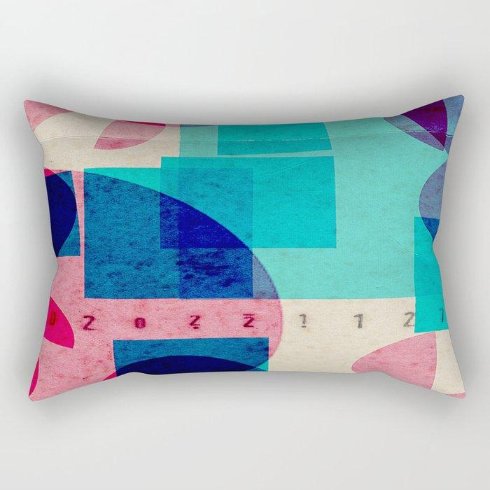 ticket of admission Rectangular Pillow