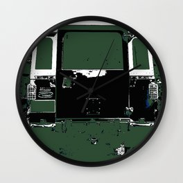Landrover rear Wall Clock