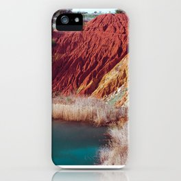 bauxite iPhone Case