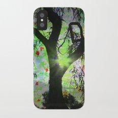 Dream Tree iPhone X Slim Case