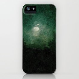 Midnight on the Road iPhone Case