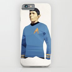 Polygon Heroes - Spock Slim Case iPhone 6s