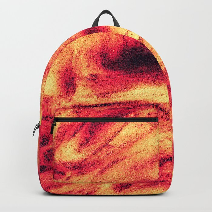 fire explosion backpack
