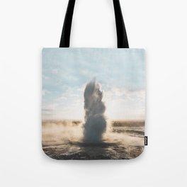 Geysir, Iceland II Tote Bag