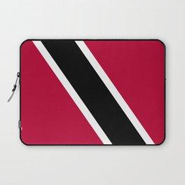 Trinidad and Tobago flag emblem Laptop Sleeve