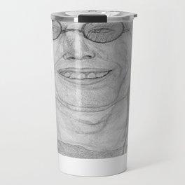 Tom, The Mad Hatter Travel Mug