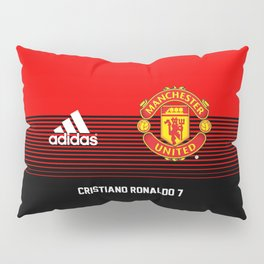 Ronaldo - Manchester UNited HOme 2018/19 Pillow Sham