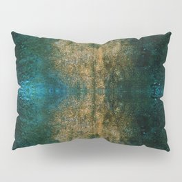 Iron Oxide Dragonfly Pillow Sham
