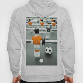 Table Football 02B - Defender - Orange (everyday 30.01.2017) Hoody