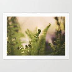 The Greening Art Print