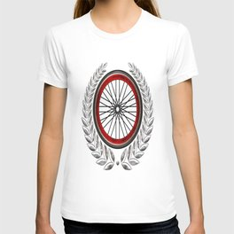 Ride On Shield  T-shirt