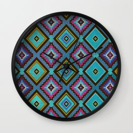 Indi-abstract#03 Wall Clock