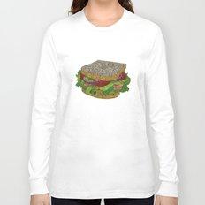 Sanduchito Long Sleeve T-shirt
