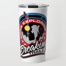 BT GONE EXPLORING Travel Mug