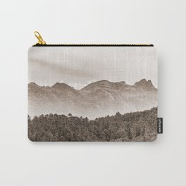 The mountain beyond the forest Carry-All Pouch