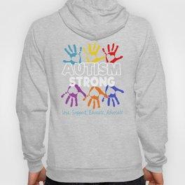Autism Awareness  - Autism Strong Hoody