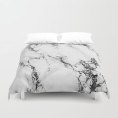 Marble #texture Duvet Cover