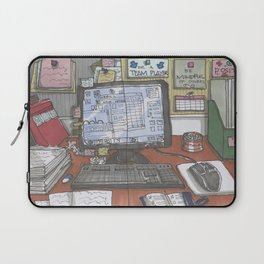 Reality at Work Laptop Sleeve