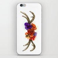 boho iPhone & iPod Skins featuring BOHO by Katya Zorin