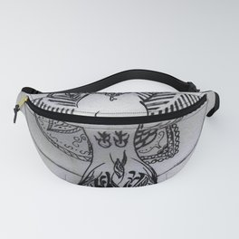 King sparrow Fanny Pack