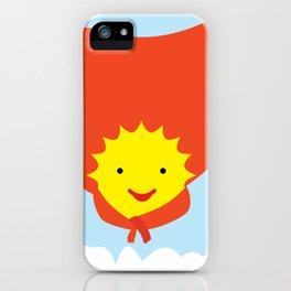 Good morning Sun iPhone Case
