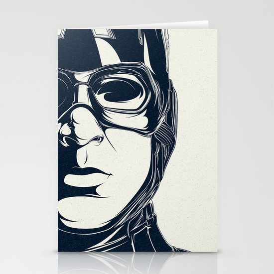 C.A. Stationery Cards