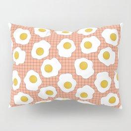 Eggs On Repeat Pillow Sham
