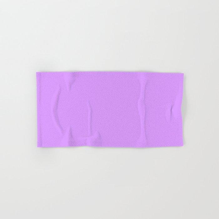 Pastel Colors: Amethyst Hand & Bath Towel