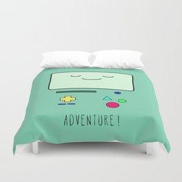 Adventure! BMO Duvet Cover