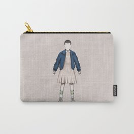 Eleven without a face (Stranger T.) Carry-All Pouch