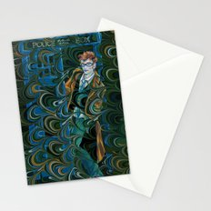 Dr. Who Stationery Cards