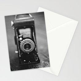 Old Kodak Film Camera Stationery Cards