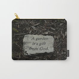 Inspiring Carry-All Pouch