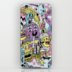 The Adventures of Rad Story iPhone & iPod Skin