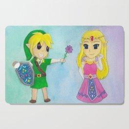Be Mine, Zelda Cutting Board