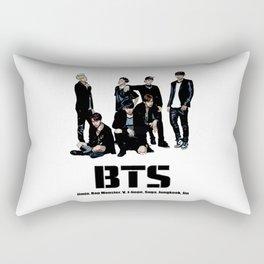 BTS Bangtan Boys Rectangular Pillow