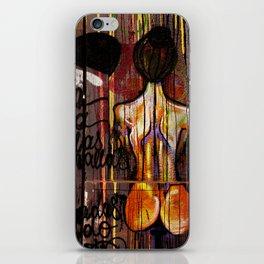 Wall Art Females iPhone Skin