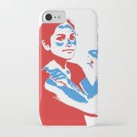 feminism iPhone & iPod Cases featuring Feminism by DebbieHughes