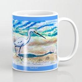 Beach Bird Coffee Mug