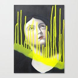 Godrays Canvas Print