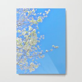 The One White Love Of My Youth Metal Print