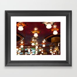 On the Shore Framed Art Print