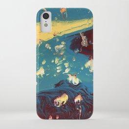 Galactic Rose iPhone Case
