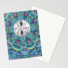 Moon Beams Stationery Cards