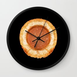 Slice Wall Clock