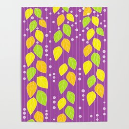 SOUND LEAVES Poster