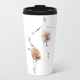 Edible Ensembles: Fig Travel Mug