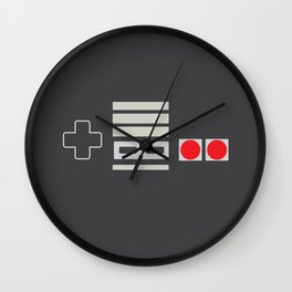 NES Legacy Wall Clock