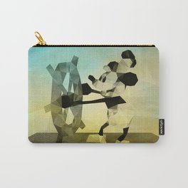 Mickey Mouse as Steamboat Willie Carry-All Pouch