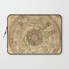 Constellation Chart 1696 Laptop Sleeve